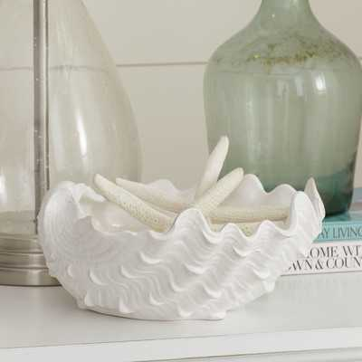Seashell Bowl Decor - Wayfair