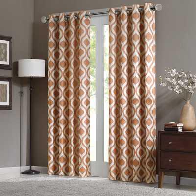 Verona Single Curtain Panel - Wayfair