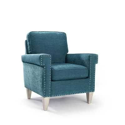Fitch Chair Peacock - Domino