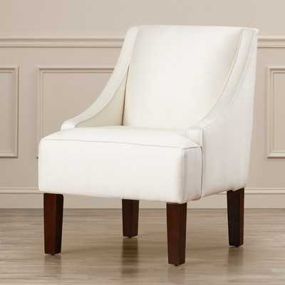 Caine Upholstered Arm Chair - Wayfair