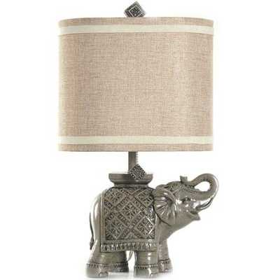 Better Homes and Gardens Elephant Table Lamp - Walmart