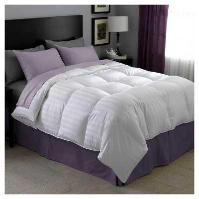 Luxury Down Comforter, Full/Queen - Target