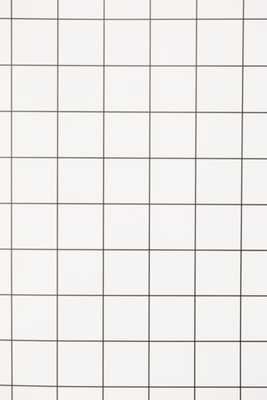 Chasing Paper Gridlock Removable Wallpaper - Urban Outfitters