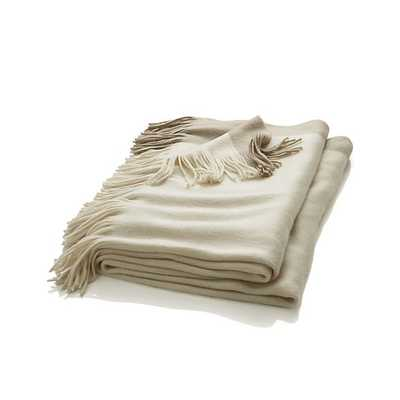 Tepi Natural Throw - Crate and Barrel