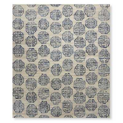Zeba Hand Knotted Rug - 9' x 12' - Williams Sonoma Home