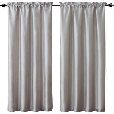 Skelmersdale Curtain Panels - Set of 2 - Wayfair