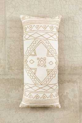Magical Thinking Roya Crewel Body Pillow - Urban Outfitters