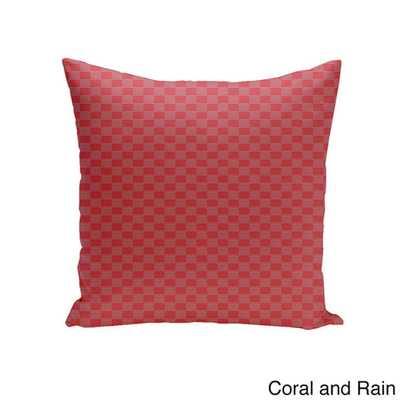 Geometric Decorative Throw Pillow - 16 x 16 - Overstock