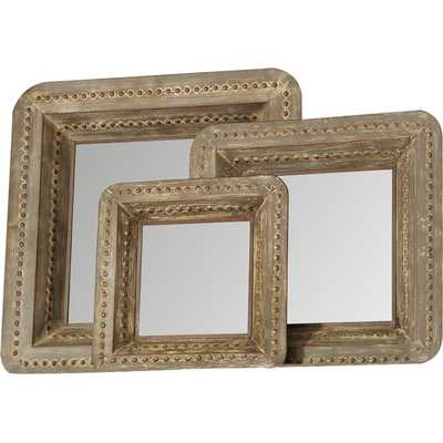 Reflection Wall Decor - Set of 3 - Birch Lane