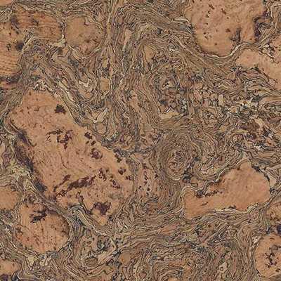 Bark Cork Wall Tile - amcork.com