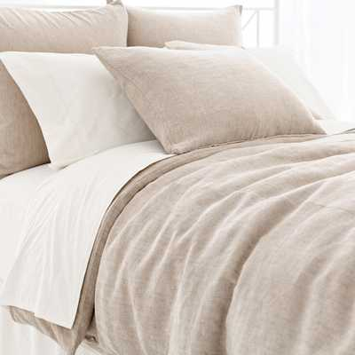 Linen Chenille Full/Queen Duvet Cover - Wayfair