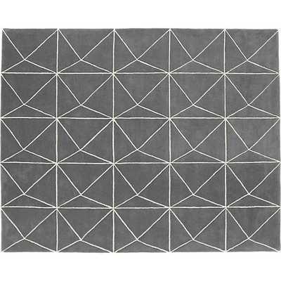 Shatter rug 8'x10' - CB2