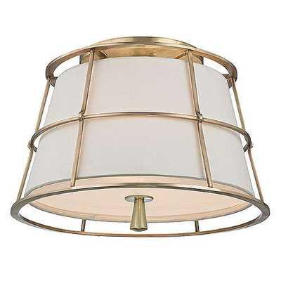 Savona Ceiling Light - Aged Brass - Y Lighting