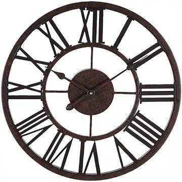 GRAYSON WALL CLOCK - Home Decorators