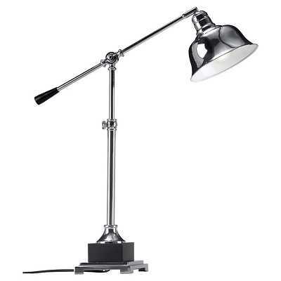 Zuo Flip Table Lamp - Chrome - Target