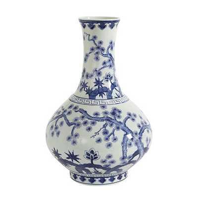 Large Gourd Vase - Ballard Designs
