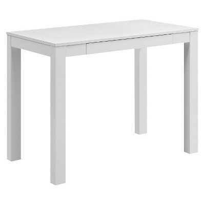 Ameriwood Writing Desk White - Target