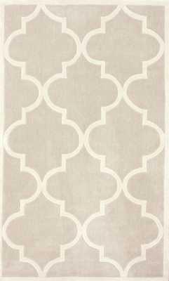 Hand Tufted Fez - Neutral - 5' x 8' - Loom 23