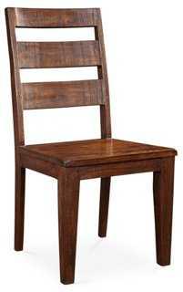 Calistoga Side Chair, Java - One Kings Lane