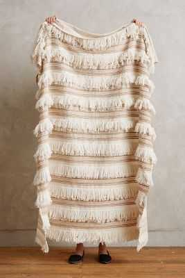 Moroccan Wedding Throw - Anthropologie