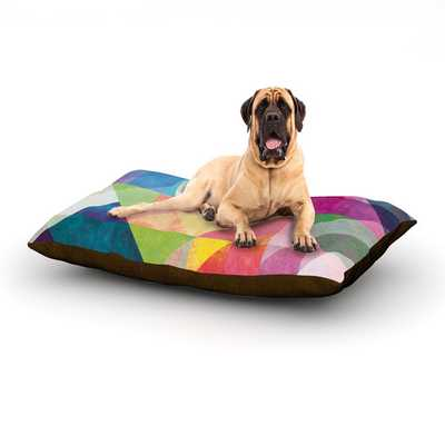 Color Blocking Dog Bed - AllModern