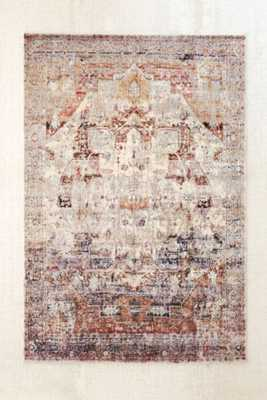 Arabella Worn Woven Rug - Urban Outfitters