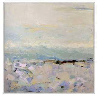 """Brigitte Wolf, Somewhere -20.5"""" x 20.5""""-Framed - One Kings Lane"""