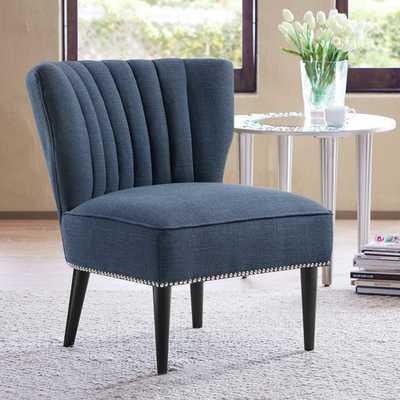 Korey Slipper Chair - Wayfair
