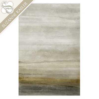 Suzanne Kasler Serene Vista Art - Print lI - 45x30 - Framed - Ballard Designs