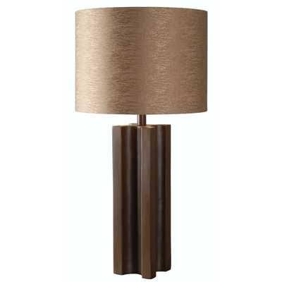 Extrusion Table Lamp with Drum Shade - AllModern