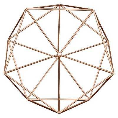"""Copper Decorative Figurine - Brass (9.1""""x10.2"""") - Target"""