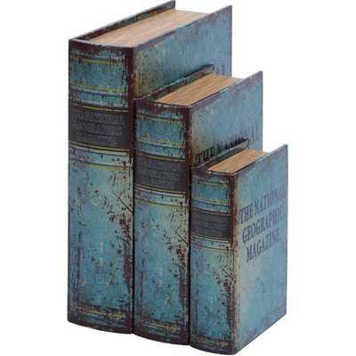 National Geographic Book Box Set (3-Piece) - Wayfair