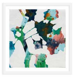 """Jen Garrido, From the Rock No. 19 - 39"""" x 40"""" - Framed - One Kings Lane"""