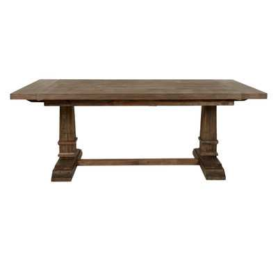 Hudson Extension Dining Table - Wayfair