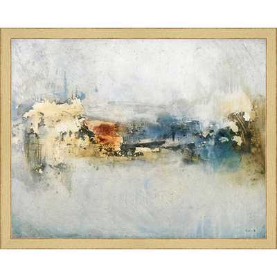 Horizon I Framed Painting Print - Wayfair