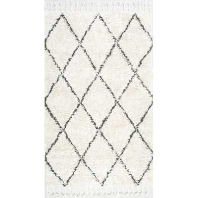 Zem Sweet Geometric Area Rug-8x10 - Wayfair