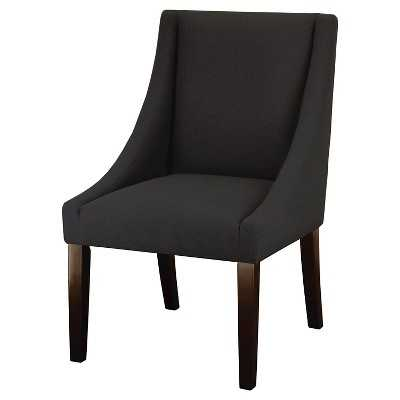 Threshold Swoop Arm Anywhere Chair - Target