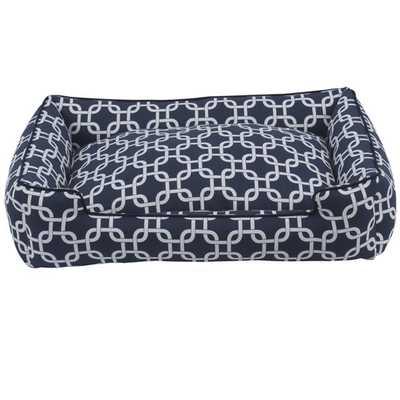 Marine Lounge Dog Bed - Large - AllModern