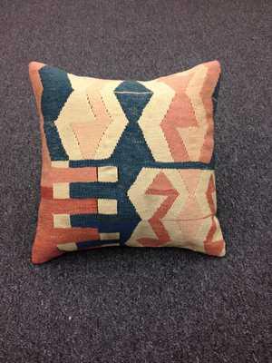 Decorative Kilim Pillow - no insert - Etsy