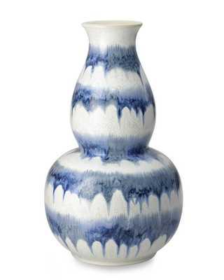 Ceramic Drip Vase- Large - Williams Sonoma Home
