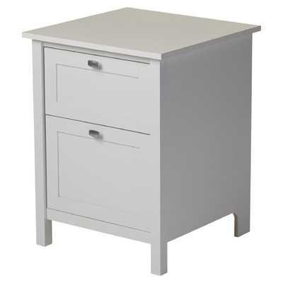Ackerson 2-Drawer Filing Cabinet - Wayfair