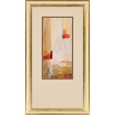 Mesa Panels I Framed Painting Print - Wayfair