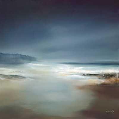 Indigo Horizon I - 28x28 - No Frame - Wayfair