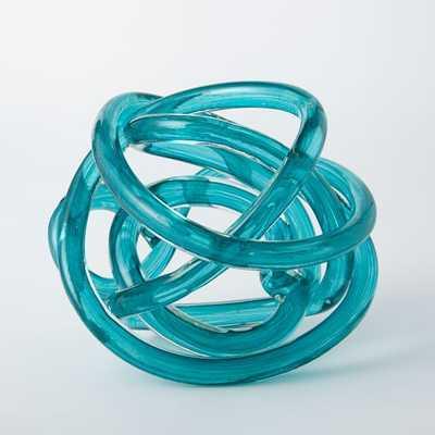 Glass Knots - West Elm