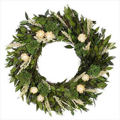 Nature's Finest Wreath - Wayfair