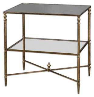 Beatrice Side Table - One Kings Lane