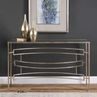 Eilinora, Console Table - Hudsonhill Foundry