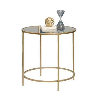 International Round Lux End Table - AllModern
