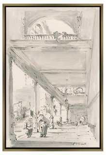 Italian Renaissance Architecture II - One Kings Lane