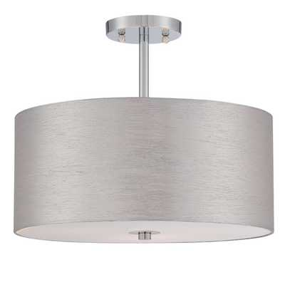 Silvain 3 Light Semi Flush Mount - AllModern